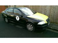 Skoda Ex Taxi Mk2