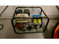 Honda generator swap for