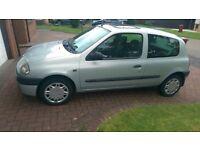 Renault Clio 1.2 2001 model