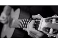 Singer/guitarist for gigs