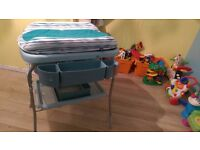 CHICCO BABY BABY BATH & CHANGING UNIT