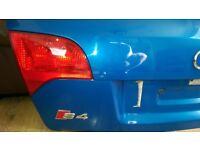Audi s4 b7 avant boot door