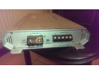 Hifonics ZRX3000.1D 3000W RMS, car Amplifier for ( pioneer alpine sony Jl audio jvs jbl MTX )