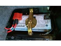 Big Bmw diesel battery £20