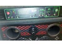 Trace Elliot 7210H bass combo amplifier
