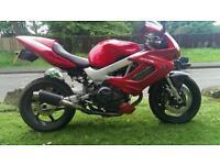HONDA VTR 1000 NOT SP1 rsv Ducati sv cbr gsxr zxr zx street fighter
