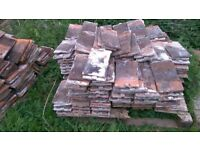 2000 Reclaimed Clay Roof Tiles