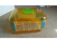 Hamster cage. STILL FOR SALE.