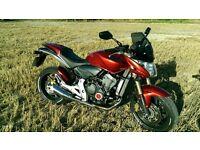 Honda hornet 600 ABS 2008