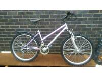 Ladies Town bike MTB SMALL