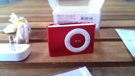 Ipod Shuffle Special Edition Red 1gb