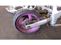 Yamaha fzr 600 3HE spares or repair parts