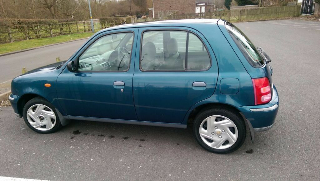 nissan micra s petrol automatic 2002 5 door mot good runner in sparkhill west. Black Bedroom Furniture Sets. Home Design Ideas