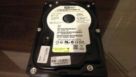 "SATA 3.5"" hard drive : Western Digital WD 80 Gb for sale"