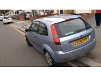 2005 ford fiesta 1.2 petrol 81000 miles low insurance not clio,polo,punto,corsa,micra,yaris,aygo