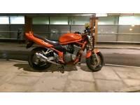 Suzuki bandit 600 mk2