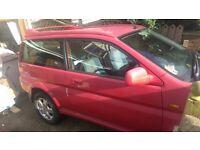 Honda HRV 1.6 (Petrol) 4x4