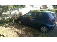 2003 Fiat Punto for sale - £200 ONO