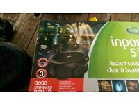 Blagdon 5 in 1 pond pump and filter
