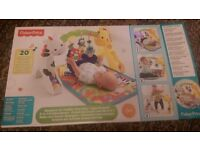 Fisher Price Light Up & Musical Newborn to Toddler Play Gym