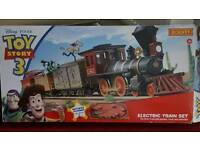 Hornby trains set Toy Story as new