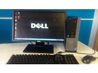 Fast i3 Mini Dell Computer Optiplex 7020