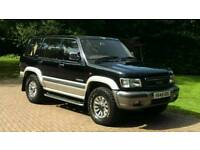 ISUZU TROOPER 7 SEATER DIESEL CREAM LEATHER AUTO 4x4