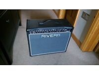 Rivera 55-12 Valve guitar amplifier combo 1 x 12