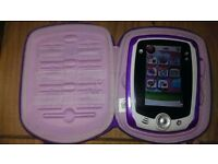 Leappad 2 + Games + Case + Charger + Gel Cover - BARGAIN!