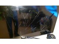 "Samsung Slim LED Smart 3D TV - 6 Series - 40"""