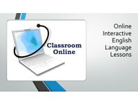 Online English language EFL/ESL lessons
