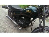 Yamaha SR125 ('93)