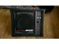 McCoy Passive Monitor Wedge