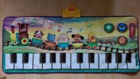 Chad Valley floor piano
