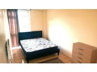 2 STUNNING DOUBLE ROOMS AVAILABLE - LOW DEPOSIT - JUST REFURBISHED :)