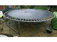 4m Garden Trampoline