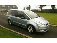 Ford galaxy 2007 2.0d 99000miles