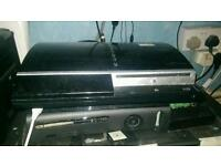 Ps3 console 320gb games preinstalled