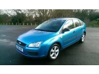 FORD FOCUS DIESEL 1.8 TDCI, JUST 65000 MILES, CHEAP ROAD TAX £135 A YEAR, LONG MOT, 1 FORMER KEEPER