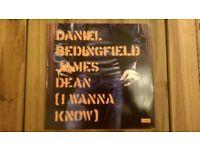 Daniel Bedingfield 'James Dean (I Wanna Know)' 12 inch Vinyl Single