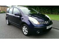 2007 NISSAN NOTE 1.4 SE 5 DOOR * ONLY ONE FORMER KEEPER *