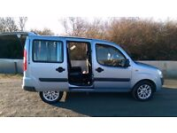 Fiat Doblo wheelchair accessible vehicle 1.4 08/08 62k