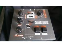 Sound Master memory rhythm sr-88 DRUM MACHINE