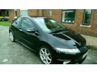 08 CIVIC TYPE R GT RARE SAT NAV MOT FEB