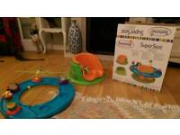 Summer Infant Baby 3 in 1 stage super booster bumbo seat