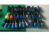 Wholesale job lot 35X nail polish /varnish