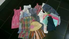 Girls Bundle 3 to 4yrs