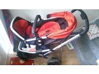 Mothercare Xpedior Stroller,Pram,Pushchair