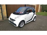 Smart ForTwo Passion 84BHP SoftTouch Auto 13346 November 2013