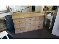 Antique Chest of Drawers - Very Solid